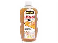 Rustins RUSLOR500 - Linseed Oil Raw 500ml