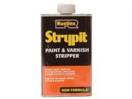 Rustins RUSNFS1L - Strypit Paint & Varnish Stripper New Formulation 1 Litre