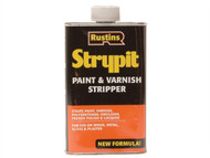 Rustins RUSNFS4L - Strypit Paint & Varnish Stripper New Formulation 4 Litre