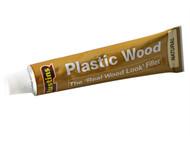 Rustins RUSPWTUBEN - Plastic Wood Tube Natural 125ml