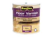 Rustins RUSQDFVG25L - Quick Dry Floor Varnish Gloss 2.5 Litre
