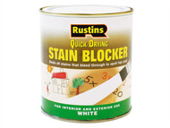 Rustins RUSSTS500 - Stain Blocker Paint White 500ml