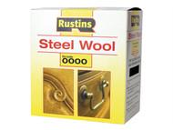 Rustins RUSSW0000150 - Steel Wool 150g Grade 0000