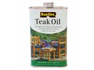 Rustins RUSTO1L - Teak Oil 1 Litre