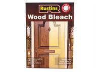 Rustins RUSWBS - Wood Bleach Set (A & B Solution 500ml)