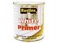 Rustins RUSWP250 - White Primer 250ml