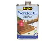 Rustins RUSWTO500 - Worktop Oil 500ml