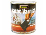Rustins RUSYV5L - Yacht Varnish Gloss 5 Litre