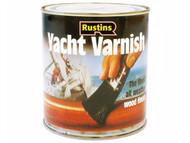 Rustins RUSYVS1L - Yacht Varnish Satin 1 Litre