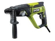 Ryobi RYBERH710RS - ERH-710RS SDS Plus Rotary Hammer Drill 3 Mode 710 Watt 240 Volt