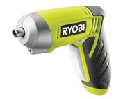 Ryobi RYBR4SDL13C - R4SD-L13C Screwdriver 4 Volt 1 x 1.3Ah Li-Ion