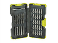 Ryobi RYBRAK40SD - RAK 40SD Screwdriving Set of 40