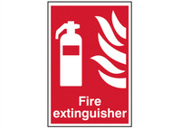 Scan SCA1350 - Fire Extinguisher - PVC 200 x 300mm