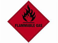 Scan SCA1852S - Flammable Gas SAV - 100 x 100mm
