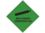 Scan SCA1870S - Non Flammable Compressed Gas SAV - 100 x 100mm