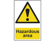 Scan SCA4107 - Hazardous Area - PVC 400 x 600mm