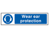 Scan SCA5016 - Wear Ear Protection - PVC 200 x 50mm