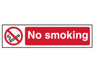 Scan SCA5050 - No Smoking - PVC 200 x 50mm