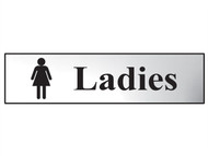 Scan SCA6002C - Ladies - Chrome 200 x 50mm