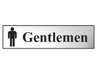 Scan SCA6003C - Gentlemen - Chrome 200 x 50mm