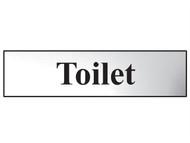 Scan SCA6051C - Toilet - Chrome 200 x 50mm