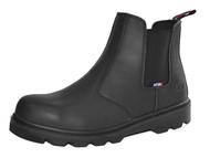 Scan SCAFWOCEL10 - Ocelot Dealer Boot Black UK 10 Euro 44
