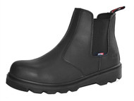Scan SCAFWOCEL7 - Ocelot Dealer Boot Black UK 7 Euro 41