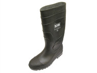 Scan SCAFWWELL10 - Safety Wellingtons UK 10 Euro 44