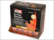 Scan SCAPPEEARDIS - Ear Plug Dispenser 100 x 2 Pairs SNR33