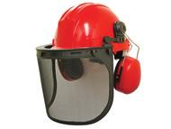 Scan SCAPPESHFOR - Forestry Helmet Kit