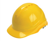 Scan SCAPPESHSUPY - Superior Safety Helmet Yellow Ratchet Adjustment