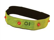 Scan SCAWWHVBANDS - High-Vis LED Flashing Arm Bands