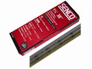 Senco SENDA17EAB - Chisel Smooth Brad Nails Galvanised 15G x 38mm Pack 4,000