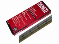 Senco SENDA25EAB - Chisel Smooth Brad Nails Galvanised 15G x 63mm Pack 4,000