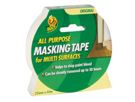 Shurtape SHU232148 - Duck Tape All Purpose Masking Tape 25mm x 50m