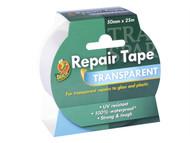 Shurtape SHU260508 - Duck Tape Transparent Repair 50mm x 25m
