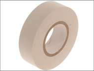 SMJ SMJIT20WC - PVC Insulation Tape White 19mm x 20m