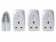 SMJ SMJRFE3TC - Remote Socket Triple Pack