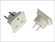 SMJ SMJTADWWC - Worldwide Travel Adaptor - Pack of 2