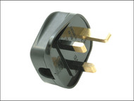 SMJ SMJTB13FP - Black 13A Fused Plug (Trade Pack of 20)