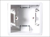 SMJ SMJTW1DPB - Dry Partition Wall Box 1 Gang