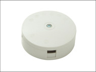 SMJ SMJW054TC - White 5A 4 Terminal Junction Box