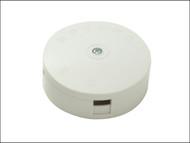 SMJ SMJW054TC - White 5A 4 Terminal Junction Box