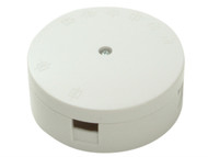 SMJ SMJW204HC - White 20A 4 Terminal Heavy-Duty Junction Box