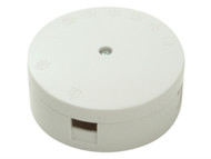 SMJ SMJW303HC - White 30A 3 Terminal Heavy-Duty Junction Box