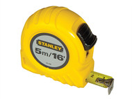 Stanley Tools STA030496 - Pocket Tape 5m/16ft