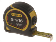 Stanley Tools STA030696N - Pocket Tape 5m/16ft (Width 19mm) Carded