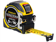Stanley Tools STA033503 - FatMax Pro Autolock Tape 5m/16ft