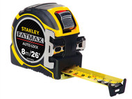 Stanley Tools STA033504 - FatMax Pro Autolock Tape 8m/26ft
