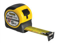 Stanley Tools STA033864 - FatMax Blade Armor Magnetic Tape 5m (Width 31.7mm)